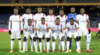 Uganda XI Vs Zambia