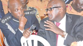 Gen. Kayihura wants Parliament to summon Gen. Tumukunde on the ongoing rift in security forces