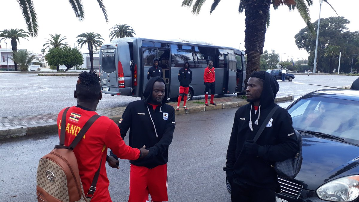 Cranes' Players heading for training