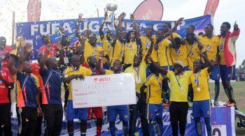 KCCA FC won the title last season