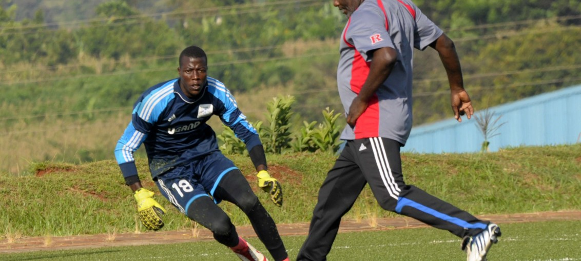 Ismail Watenga is suspended