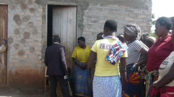 Banno bali mu Kampala mu 2017