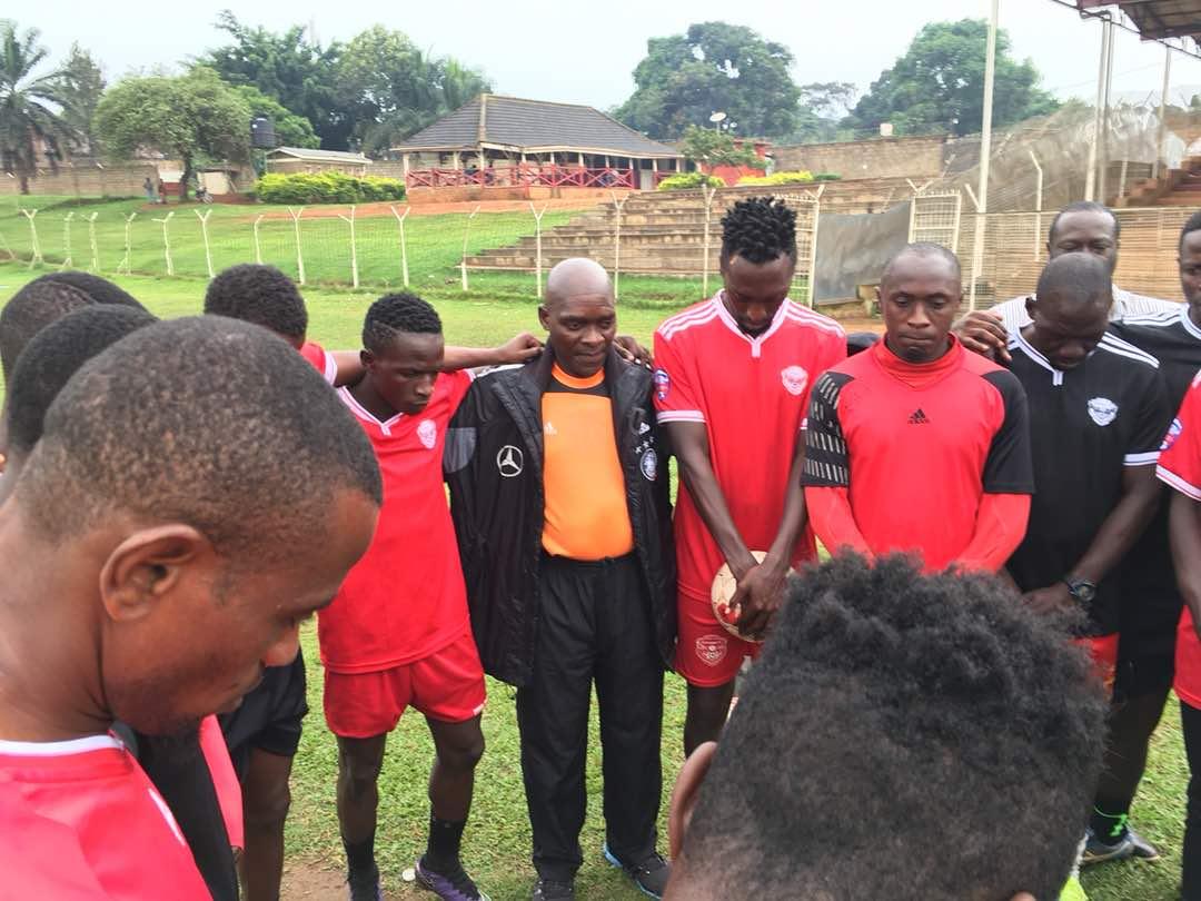 Nsimbe has already started work at Wankulukuku