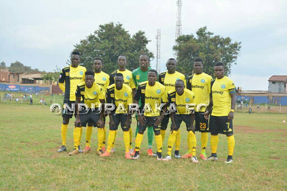 Onduparaka FC have lost their first league game at home since elevation to the top flight league in the 2015/16 season.