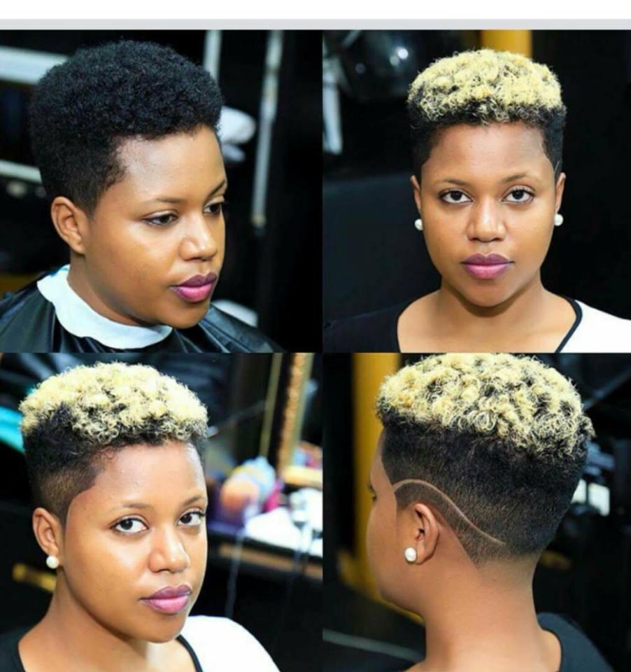 Zuena Copies Showy Husband Beauty Queen Trims Hair In Bigoli