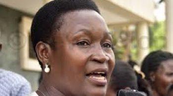 Minisita Rosemary Nansubuga Seninde