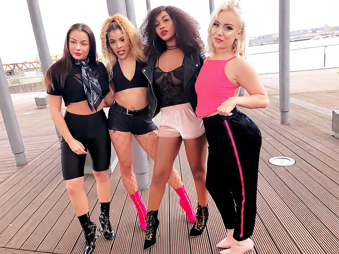 Spice Diana with video Vixens