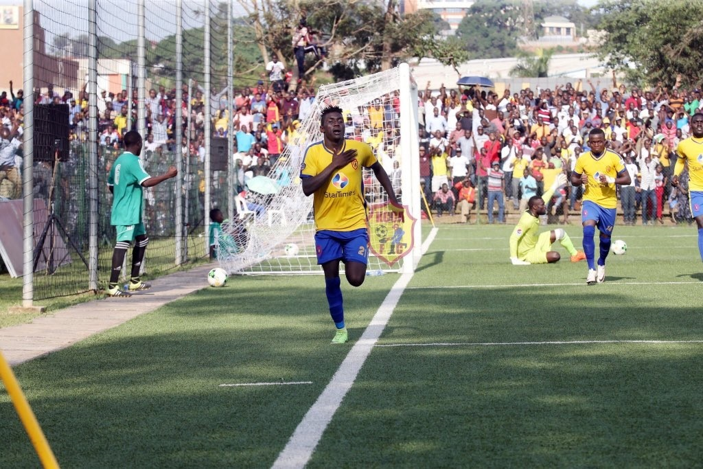 KCCA striker Muhammad Shaban has been quiet in front of goal for his new club