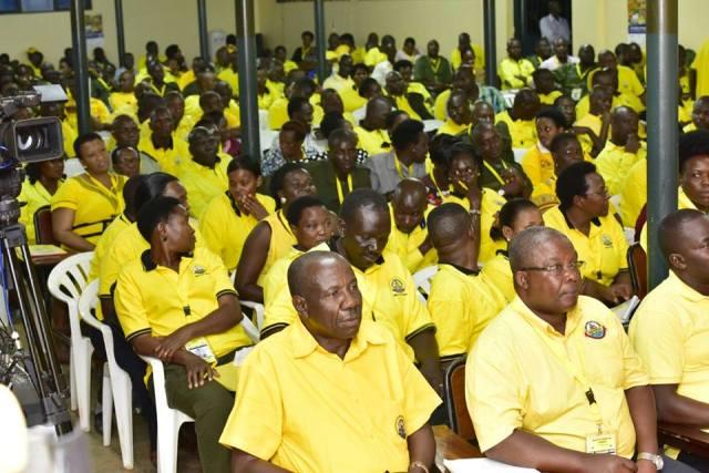 Ababaka ba NRM