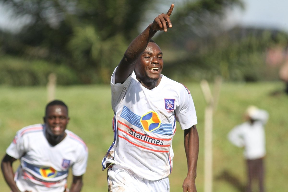 Lwesibawa is yet to match the goal scoring boots of Majid Musisi and Andrew Fimbo Mukasa for SC Villa