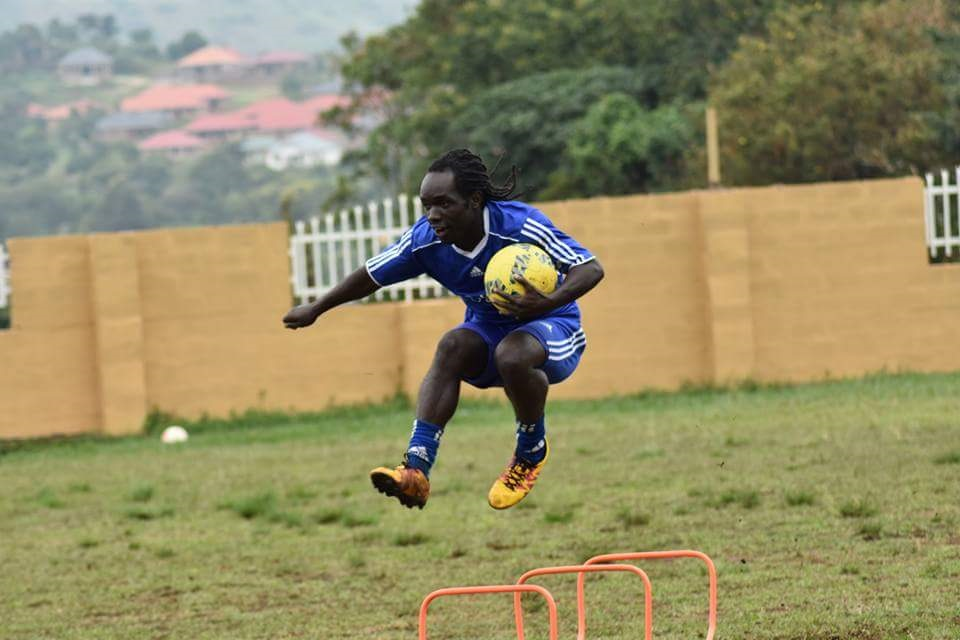 Geoffrey Sserunkuma continues to be lethal in front of goal since joining Vipers from Express